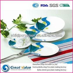 2015 ikea antique chinese porcelain ceramic tableware
