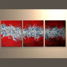 Newest Handmade Home Abstract Canvas Art In Discount Price