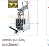 HS-398E vertical packing machine with four heads linear weigher