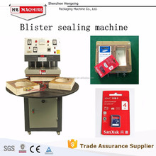 Kingston Usb Flash Drive Blister Packing Machine