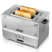 2 Slice Home and Commercial Stainless Steel Industrial Oven Toaster