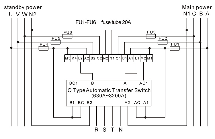 123 Ats Controller Automatic Transfer Switch  View Ats Controller  Yuye Product Details From One