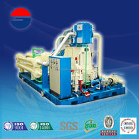 gas engine driven cng compressor