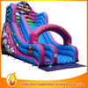 Hot sales PVC/TPU inflatable water slide durable and exciting inflatable slide outdoor indoor party