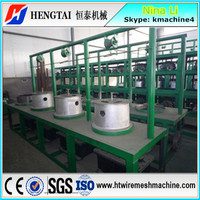 Direct Factory! Pulley Type Cooper Wire Drawing Machine