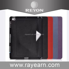 Most popular top sell book cover case for ipad 6