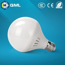 b22 led bulb 3w 5w 7w 9w 12w plastic with aluminum pcb for house using