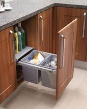 Kitchen Storage Ideas Indoor Recycling & Waste Container kitchen designer