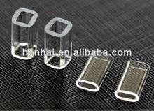 Square and Rectangle high Precision Glass Micro Bore Tubing