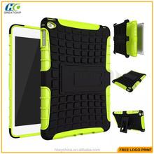 table accessories PC silicone kickstand case for ipad mini 4