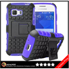 Keno 2015 China Wholesale! Hybrid Rugged Hard Case Cover for Samsung Galaxy Young 2 G130 Case 2 in1 Armor Cell Phone Case