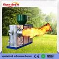 quemadores de pellets de biomasa industrial