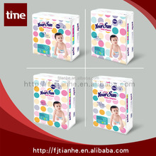 2015 Super absorbent baby diaper pad selling to Africa market