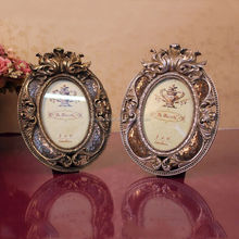 Wholesale Boat Shape Picture Frame With Bronze Gold For Shabby Chic Home Decoration Art Craft Furniture Guangzhou