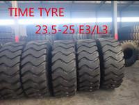 23.5-25 E-3 TL/TT ISO approved popular bias dumper tyre