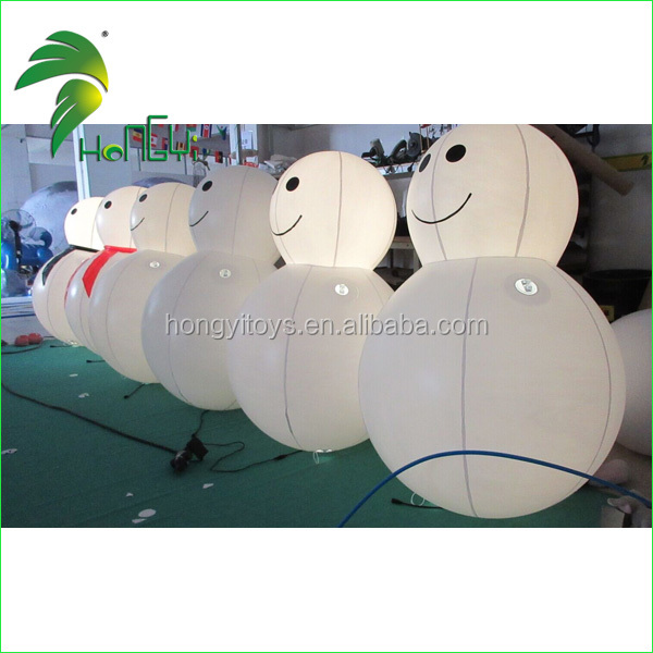 inflatable led snowman (1)