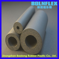 High Quality Heat Insulation Rubber Foam Pipe / Insulation Tube