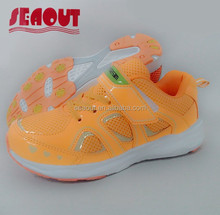 2015 hot selling sport shoes kids tennis shoes