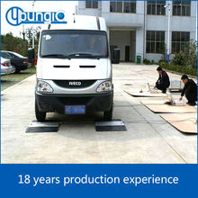anti-cheating 30t 3*6m used truck scale