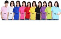 stock polo cheap price with full color and size polo in hot saling