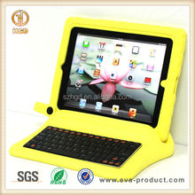 Shockproof New Design Tablet pc Case With Keyboard and Touchpad/Tablet Keyboard Case
