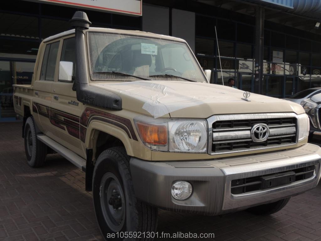 Toyota Land Cruiser Double Cabin Pickup Diesel 2014