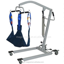 2015 new 150kg load electric lifts for disabled with sling