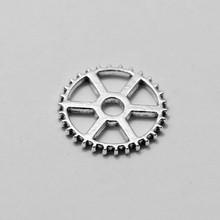 19.6mm DIY Zinc alloy small worm gears steering wheel gears