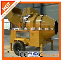 2013 Hot Small Concrete Mixer Truck JZR-350