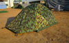 camouflage colour double layers 3 seasons camping military tent