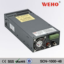 high voltage SCN-1000-48 1000w power supply switch power supply