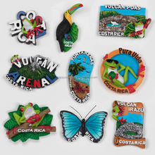 customize your fridge magnet of tourist souvenir for different countries