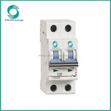 DC 1000V IEC60947-2 SAA,CE,TUV,CB Non-polarity types of electrical circuit breakers prices