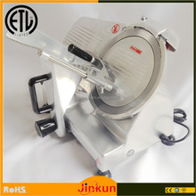 """250mm 10""""Inch Factory Outlets Aluminum Alloy Pork Beef and Mutton Meat Slicer Machine"""