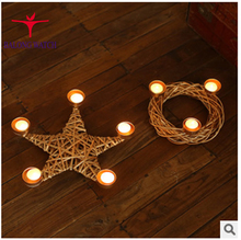 2015 bulk christmas star shape Christmas decorations