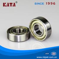 V groove ball bearings