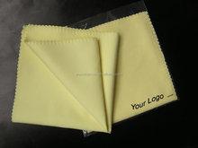 wholesale customed microfiber eyeglasses cleaning cloth