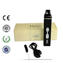 Latest inventions best sales product original Titan 2 Hebe portable dry herb vaporizer atomizer