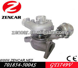 Suit for Audi Cars A4 / A6 turbo charger GT1749V with TDI 110 Engine