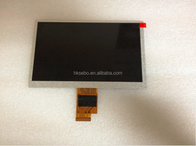 7.0 inch a-Si TFT transmissive LCD module with 1024*600 high resolution/LED Backlight/350 nits YXD070NA13-3.4