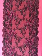 Lace Applique Neck Embroidery Design Rose Floral Lace Applique Lace Trim