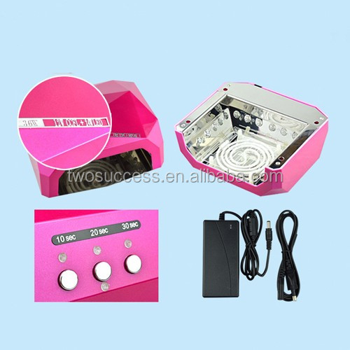 Manicure LED phototherapy lamp (8)