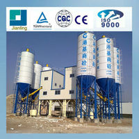 prefect concrete batching plant HZS90/concrete mixing station/concrete mixing plant for sale