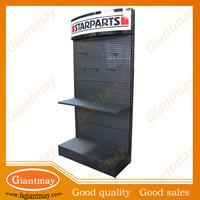 free standing heavy duty metal floor power tool display racks