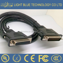 HD-SUB Extension DB44 PIN Male to DB44 PIN Female Cable for LED Devices