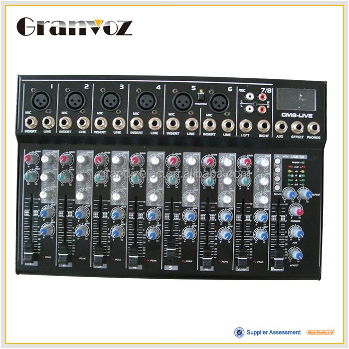 Низкая цена высокое качество интерфейс mixerusb микшер консоли