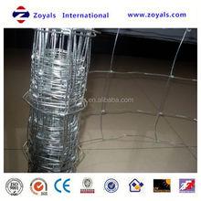 Professional ISO Manufacturer nylon coated grassland fence/pvc coated horse fencing mesh