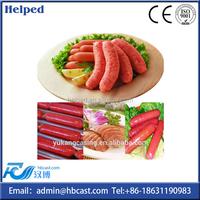 Grade A halal sausage vegetarian ham casings for sausages
