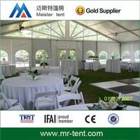 Waterproof changzhou wedding tent for outdoors