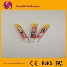 led pen red,yellow,green laser with led light fountain pen